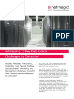 Article 10 Key DC Challenges by Colocation