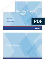Firewall Training 2008