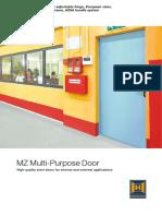 Multi purpose doors-85730
