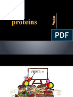 proteins