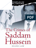 The Secret History of the Great Dictators Saddam Hussein