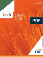 UniFi Consumer Service Guide
