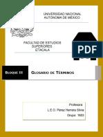 Glosario de Terminos Bloque III (Final)