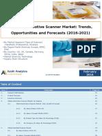 Global Automotive Scanner Market