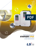 Starvert IP5A Variable Frequency Drive Catalog c 18