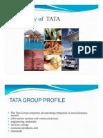 Journey of TATA