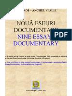 Mesaros Anghel Vasile Links - NOUĂ ESEURI DOCUMENTARE – NINE ESSAYS DOCUMENTARY 2010
