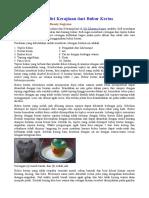 Cara Membuat Kerajinan Dari Bubur Kertas