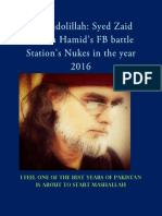 Alhamdolillah 2016 Syed Zaid Zaman Hamid Declaration From FB Battle Station