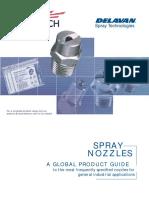 Spray Nozzles Brochure