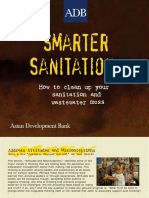 Smarter Sanitation How to Clean Up Your Sanitation and Wastewater Mess