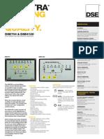DSE4120 Data Sheet
