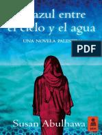 """""""El azul entre el cielo y el agua"""", Susan Abulhawa (Kailas Editorial)"""
