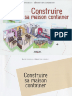 Construire Sa Maison Container - Eyrolles