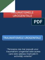 Trauma Urogenitala