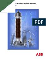 instrument transformer Guide