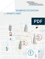 Cities the Sharing Economy and Whats Next Final