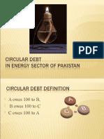 Circular Debt Presentation