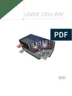 Acumulator Litiu-Aer