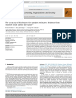 The accuracy of disclosures for complex estimates: Evidence from reported stock option fai