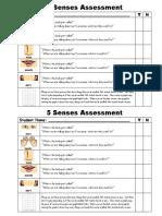 5.Senses.oral.Assessment