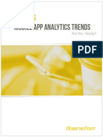 2016 Mobile App Analytics Trends
