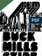Digital Booklet - Accelerate