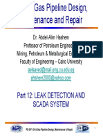 Part 12 Leak Detection and SCADA System