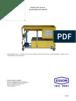 HB100(E) Hidraulic Bench