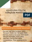 Kehidupan Politik Kerajaan Makassar