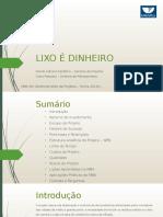 Apresentação LIXO É DINHEIRO.pptx