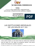 Trabajo Instituciones Medievales