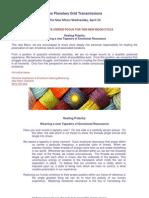 The Planetary Grid Transmissions.doc April NEWMOON 2010