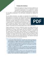 Producción Lechera FAO