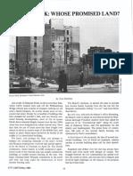 Seward Park City Limits May 1980 Issue