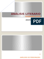 FORMATO DE ANÁLISIS LITERARIO
