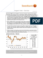 PMI Services January 2016