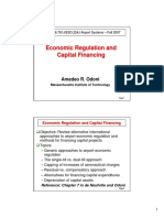 Regulation and Financing 07