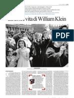 La dolce vita di William Klein