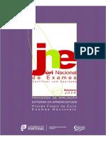 Relatorio Anual Do Jne 2014