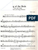 Song of Birds Casals