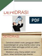 DEHIDRASI