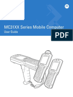 User Guide - Motorola MC31xx