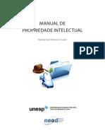 Manual de Propriedade Intelectual Nead-unesp
