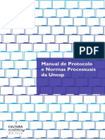 Manual de Normas Processuais Da UNESP Web Otimizado Travado