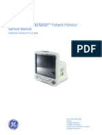 GE 3000 4000 5000 Service Manual