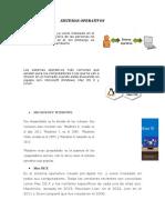 SISTEMAS OPERATIVOS-tipos de Licencias(Tics)
