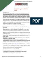 25-01-16 En Sonora se transparenta gobierno y se combate la corrupción