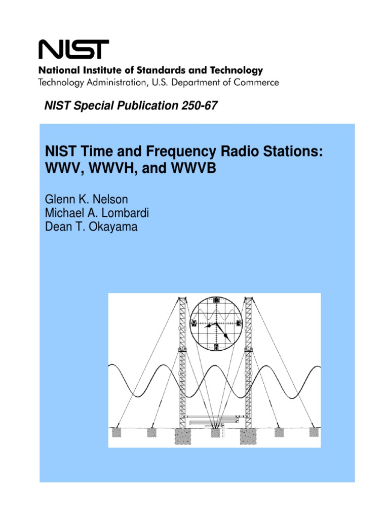 NIST Special Publication 250-67 | National Institute Of Standards