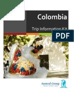 trip info kit colombia 2016
